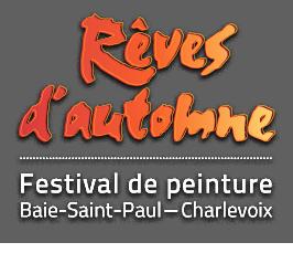 Festival de peinture Rêves d'automne Baie-St-Paul 2014