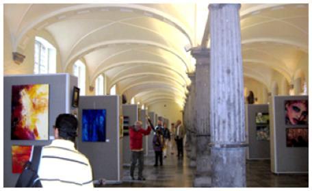 Expo Concours CAPS Bruges