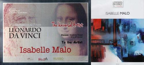 International Prize Leonardo Da Vinci - The Universal Artist
